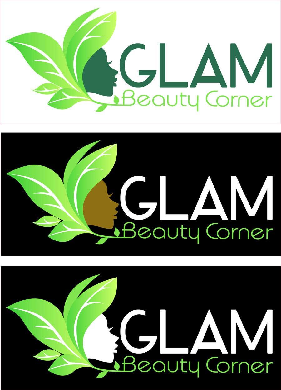 Proposition n°                                        136                                      du concours                                         Design a Logo for a Beauty Salon