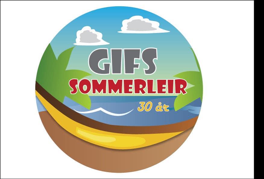 Kilpailutyö #                                        28                                      kilpailussa                                         Logo Design for summer camp