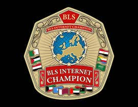 #39 cho designing a wrestling champion belt bởi mstsufia1977