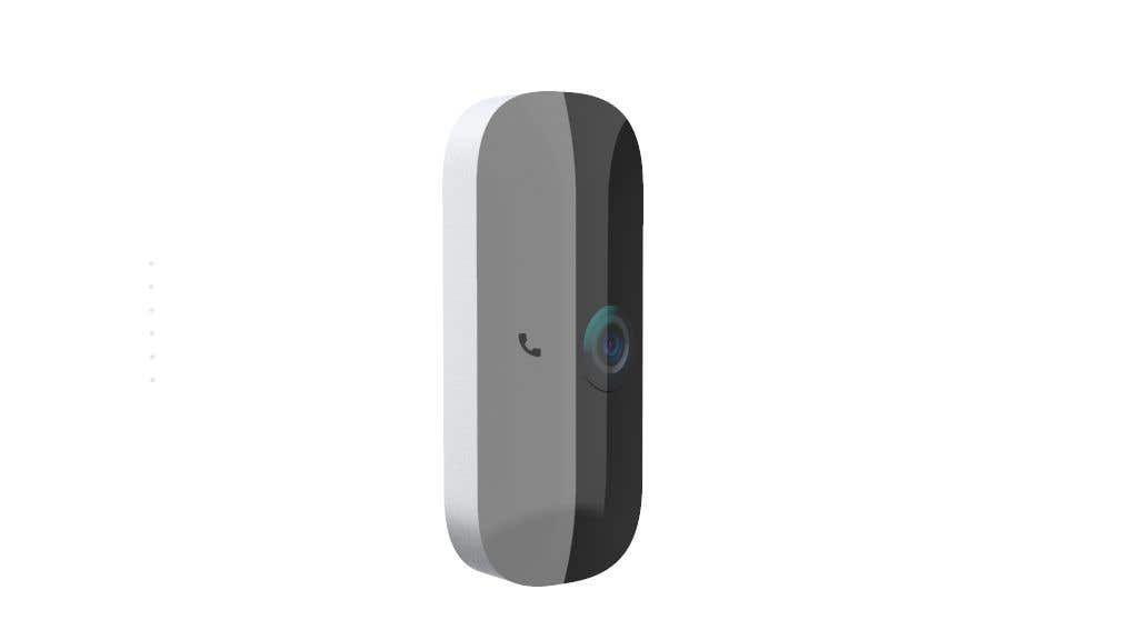 Bài tham dự cuộc thi #                                        49                                      cho                                         Design for doorbell device.