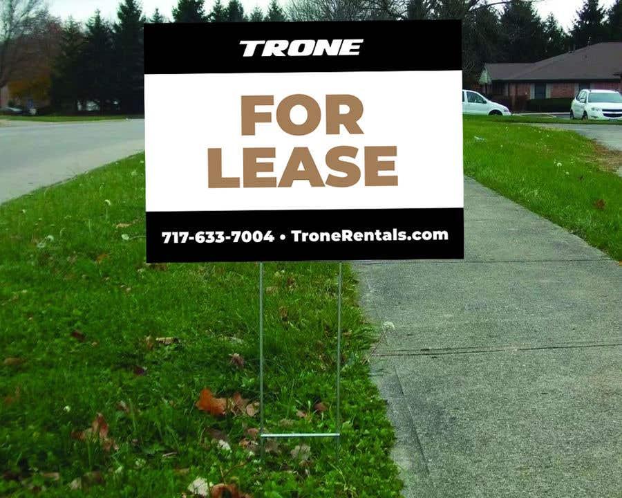 Bài tham dự cuộc thi #                                        58                                      cho                                         Trone Rental Properties