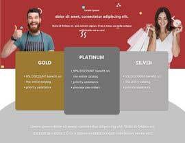 #11 for Loyalty Program Webpage Presentation af ricsiecruz