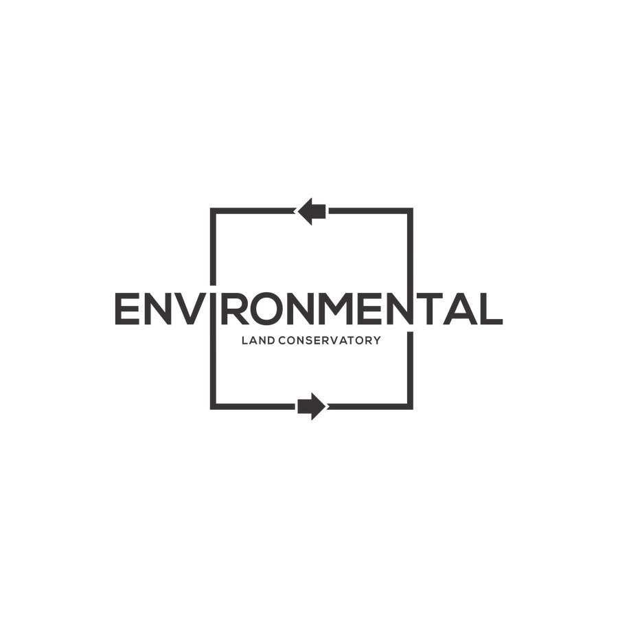 "Intrarea #                                        11                                      pentru concursul ""                                        Logo for ""Environmental Land Conservatory""                                     """