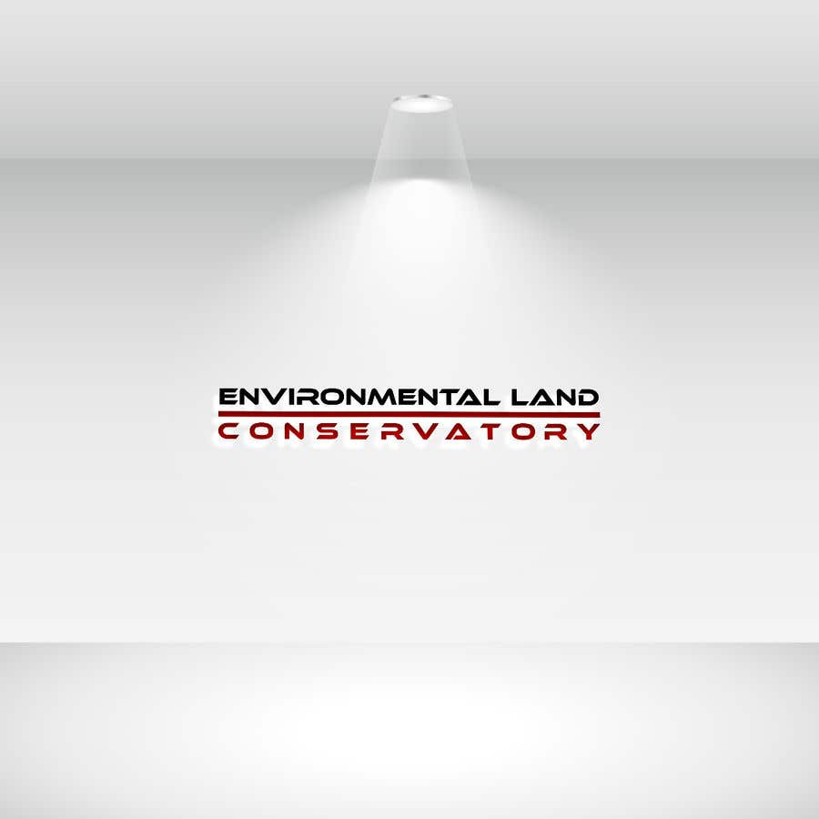 "Intrarea #                                        3                                      pentru concursul ""                                        Logo for ""Environmental Land Conservatory""                                     """
