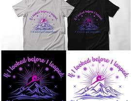 Nro 141 kilpailuun We need your imagination and skills to design an awesome T-Shirt for dancers! käyttäjältä sabujstudio