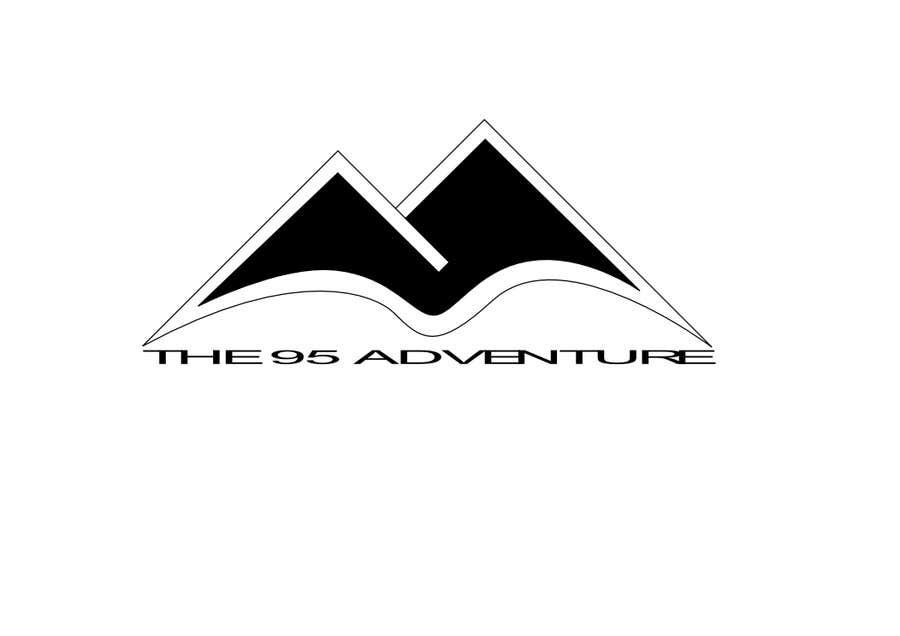 Penyertaan Peraduan #29 untuk Design a Logo for the 95 Adventure