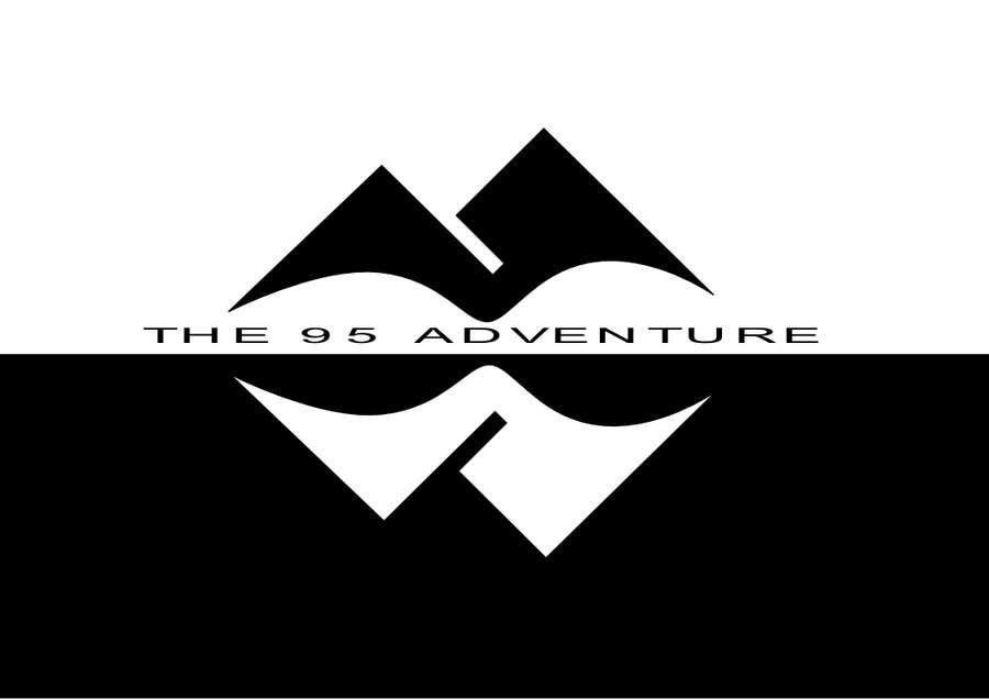 Penyertaan Peraduan #31 untuk Design a Logo for the 95 Adventure
