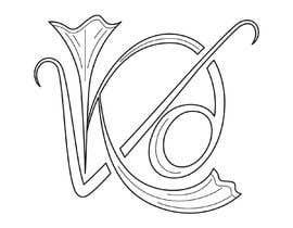 #318 untuk Design Classical Monogram oleh shahsaydul88
