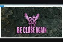 Graphic Design Inscrição do Concurso Nº51 para Be Close Again