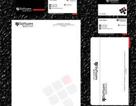#38 for Stationery Design for IT Company af waraira81