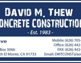 #15 for Business Card Design by jennyoliver