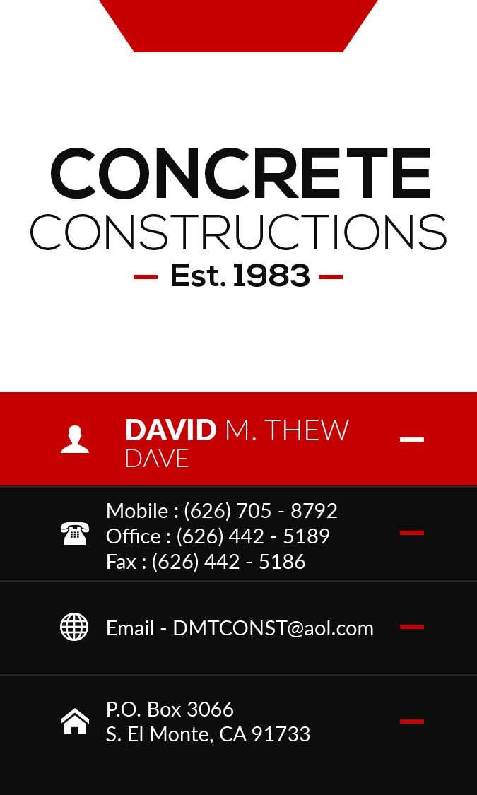 Konkurrenceindlæg #                                        34                                      for                                         Business Card Design