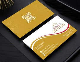 SUMONHOSEN01 tarafından Business Cards for a bridal shop için no 82