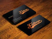 Graphic Design Konkurrenceindlæg #22 for Design some Business Cards for Fatboys