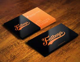 #23 for Design some Business Cards for Fatboys af gohardecent