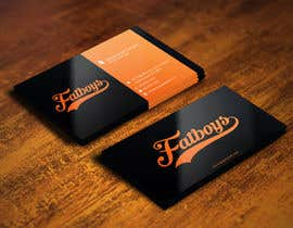 #24 for Design some Business Cards for Fatboys by gohardecent