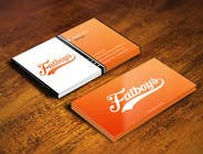Graphic Design Konkurrenceindlæg #80 for Design some Business Cards for Fatboys
