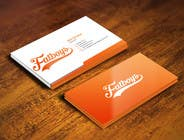Design some Business Cards for Fatboys için Graphic Design16 No.lu Yarışma Girdisi
