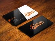 Design some Business Cards for Fatboys için Graphic Design18 No.lu Yarışma Girdisi