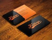 Design some Business Cards for Fatboys için Graphic Design45 No.lu Yarışma Girdisi