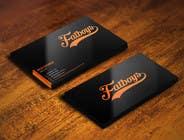 Design some Business Cards for Fatboys için Graphic Design47 No.lu Yarışma Girdisi