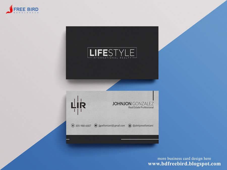 Inscrição nº                                         140                                      do Concurso para                                         Johnjon Gonzalez - Business Cards