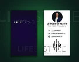 #222 para Johnjon Gonzalez - Business Cards por NuWaaa