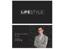 #266 pentru Marco Mesa - Business Cards de către SofiaNatasya
