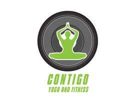 artisticcloud75 tarafından Contigo Yoga & Fitness için no 409