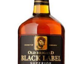 #83 untuk Lable for Rum oleh richibt007