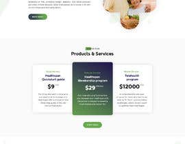 #43 для Design Wordpress theme for blog and website от saidesigner87