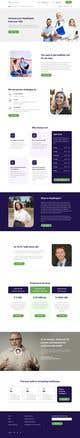 Kilpailutyön #                                                55                                              pienoiskuva kilpailussa                                                 Design Wordpress theme for blog and website