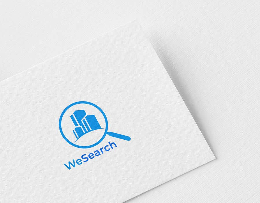 Bài tham dự cuộc thi #                                        127                                      cho                                         Brand Identity for WeSearch