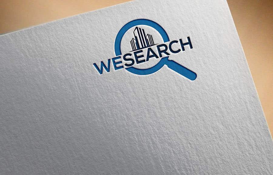 Bài tham dự cuộc thi #                                        74                                      cho                                         Brand Identity for WeSearch
