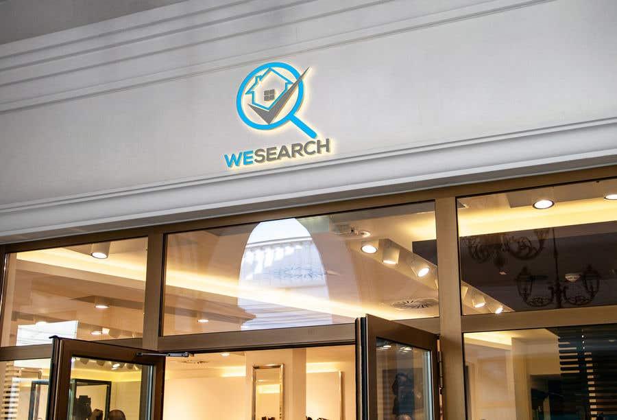 Bài tham dự cuộc thi #                                        90                                      cho                                         Brand Identity for WeSearch