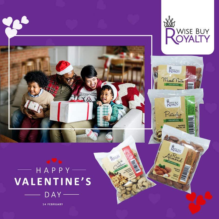 Kilpailutyö #                                        66                                      kilpailussa                                         Need 4 facebook / Instagram post for valentines day