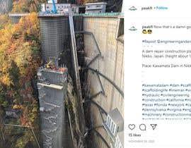 #58 pentru Find One Piece of Instagram Content (Construction/Scaffold Industry) de către Ragul018
