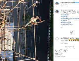 #59 pentru Find One Piece of Instagram Content (Construction/Scaffold Industry) de către Ragul018