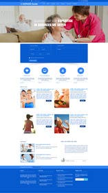 #9 untuk A Website for a Health Insurance Company. oleh creativedesires