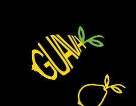 #133 for Guava logo by mdtuku1997