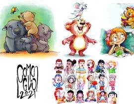 #39 untuk Illustrations for a kids book - 19/01/2021 15:37 EST oleh ecomoglio
