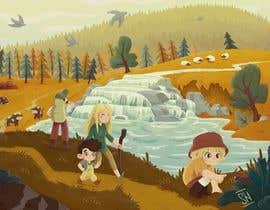 #54 untuk Illustrations for a kids book - 19/01/2021 15:37 EST oleh Shikinushka