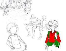 #51 untuk Illustrations for a kids book - 19/01/2021 15:37 EST oleh ARIQ1