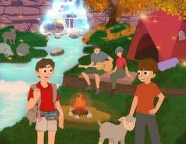 #63 untuk Illustrations for a kids book - 19/01/2021 15:37 EST oleh ARIQ1