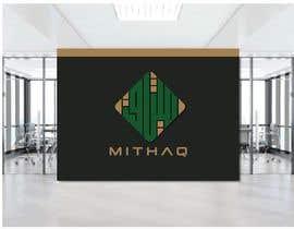 #101 para Mithaq Branding por XonaGraphics