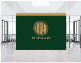 #111 para Mithaq Branding por XonaGraphics