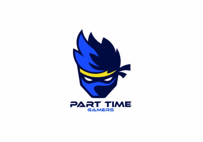 """Intrarea #                                        71                                      pentru concursul """"                                        Create a logo for a gaming channel/brand PTG: Part Time Gamers                                     """""""