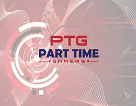 #80 for Create a logo for a gaming channel/brand PTG: Part Time Gamers by Forhadbhuiyan01