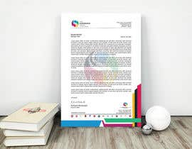 #70 for A premium letterhead to be designed. by shamsul75