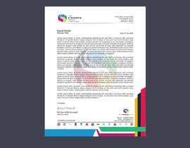 #71 for A premium letterhead to be designed. by shamsul75